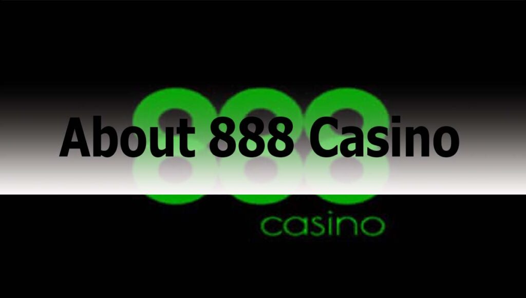 About 888 Casino Online Reviews Malaysia